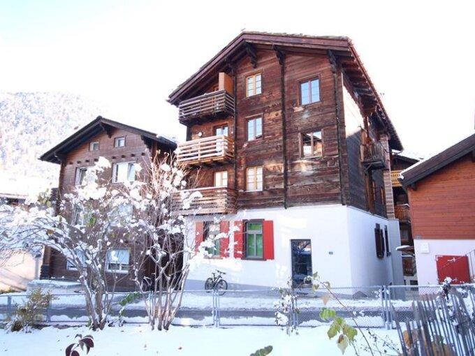 Studio im alten Dorfteil von Zermatt