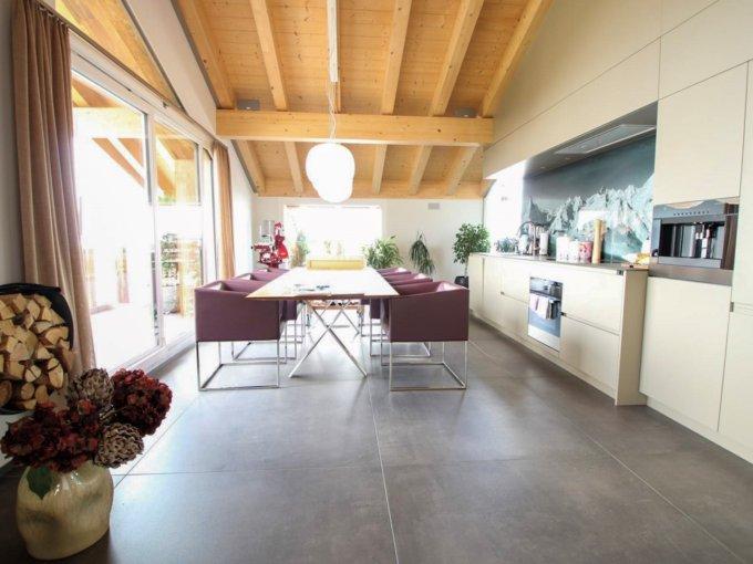 Grächen – Exklusives Penthouse im Alpen-Chic Style
